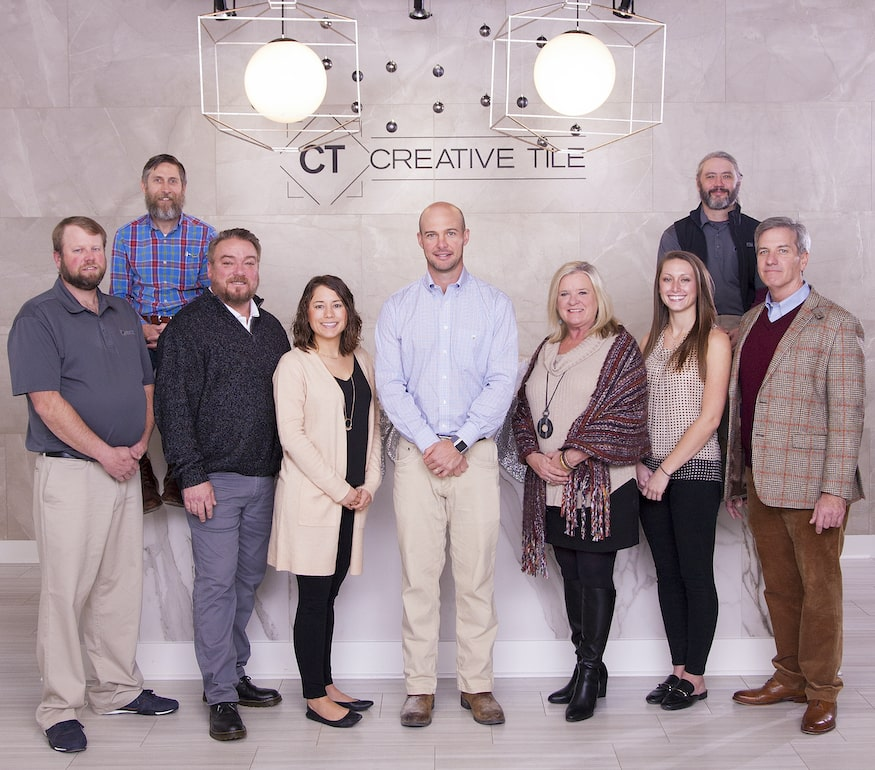 Creative Tile South Carolina Team Members