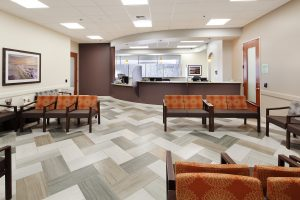 Creative Tile Office Flooring Columbia SC